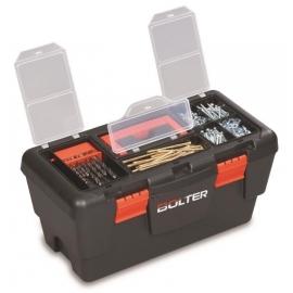 "Кутия за инструменти с органайзер пластмасова 19"" | BOLTER"