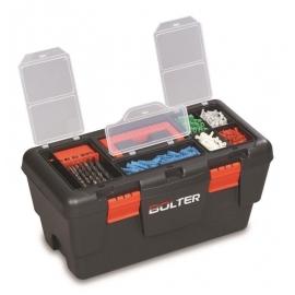 "Кутия за инструменти с органайзер пластмасова 22"" | BOLTER"