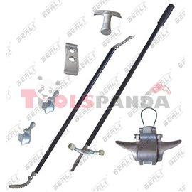 Комплект инструменти за ръчен монтаж на гуми