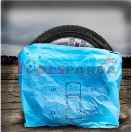 Калъфи за гуми найлон 4 броя