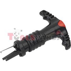 Инструмент за изваждане на декоративните капачки на болтовете на джантите : Audi, Seat, Skoda, VW, Vauxhall/Opel