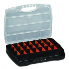 Органайзер пластмасов с подвижни прегради 38 отделения | BOLTER