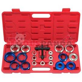 Инструменти за монтаж и демонтаж на семеринги в пластмасово куфарче 20 броя к-т