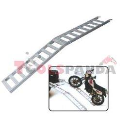 Товарна платформа/рампа алуминиева до 340 кг./1 брой и дължина: 2160 мм и широчина: 280 мм.