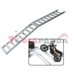 Товарна платформа/рампа алуминиева до 340 кг./1 брой и дължина: 2160мм и широчина: 280мм. | PROFITOOL