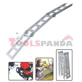 Товарна платформа/рампа алуминиева сгъваема до 350 кг./1 брой и дължина: 2025 мм.
