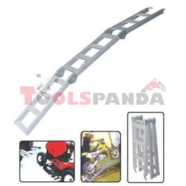 Товарна платформа/рампа алуминиева сгъваема до 350 кг./1 брой и дължина: 2025мм. | PROFITOOL