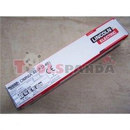 Електрод OMNIA 46 2.5x350/4.8кг. | LINKOLN Electric