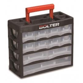 Органайзер пластмасов с чекмеджета 4/19 отделения | BOLTER