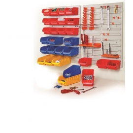 Стелаж за стена с модули | BOLTER