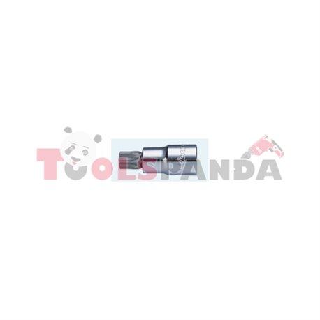 """Вложка 1/2"""" TORX T40 100мм."""