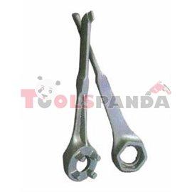 """Ключ за отваряне на варели алуминиев 3/4"""" 2 броя"""