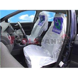 Калъфи предпазни за седалки с логото на Q-SERVICE 250 броя к-т