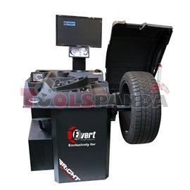 """Машина за баланс на гуми автоматична с LCD дисплей 7"""""""
