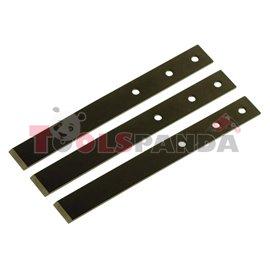 Ножчета плоски за демонтиране на автомобилни стъкла 13мм. 3 броя к-т | SEALEY