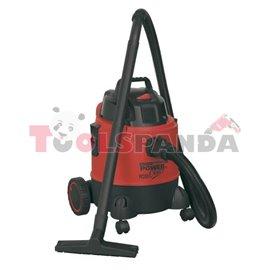 Прахосмукачка за мокри сухо почистване 1250W/230V 20л. | SEALEY