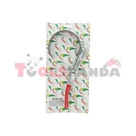 Ключ за маслен филтър ф90-112мм. | HANS