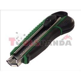 Нож макетен с резервни остриета | TOPTUL