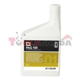 Масло за климатична система PAG-OIL 100 1л. | ERRECOM