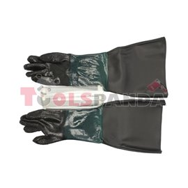 Ръкавици работни за пясъкоструен апарат 0XPTCD0003   PROFITOOL