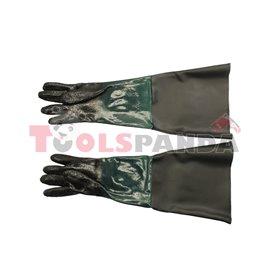 Ръкавици работни за пясъкоструен апарат 0XPTCD0004   PROFITOOL