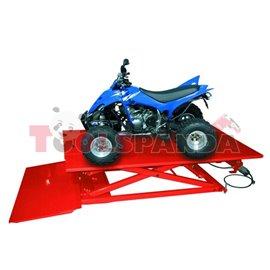 Подемник хидравличен за мотоциклети,четириколки и градински трактори | AIRPRESS