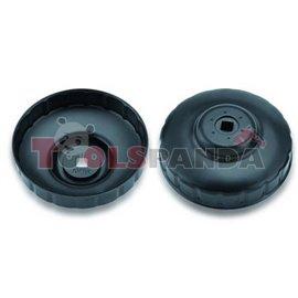 Вложка за маслен филтър ф76мм. 12 зъба | TOPTUL