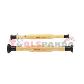 Инструменти за шлайфане и почистване на клапани 2 броя | TOPTUL
