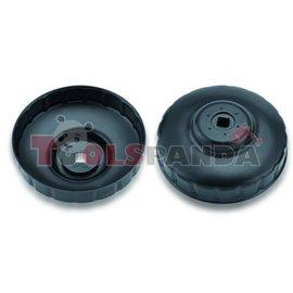 Вложка за маслен филтър ф106мм. 15 зъба | TOPTUL