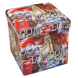 Табуретка сгъваема 3 в 1 Лондон