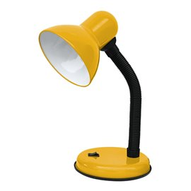 Лампа настолна жълта Jako