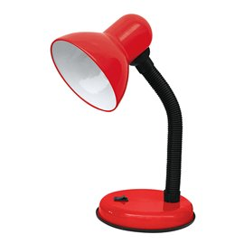 Лампа настолна червена Jako