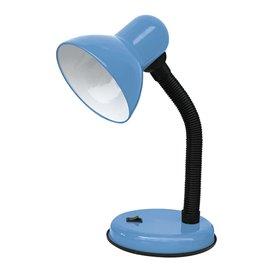 Лампа настолна синя Jako