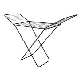 Сушилник за дрехи черен 18м. Stabilo | EUROGOLD