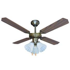 Вентилатор таванен с осветление 42''
