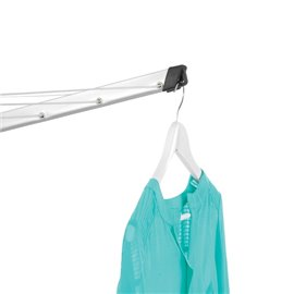 Сушилник за дрехи външен 40м. Essential с тръба за монтаж | BRABANTIA