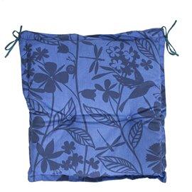 Възглавница за стол синя 45х45см. Seduta