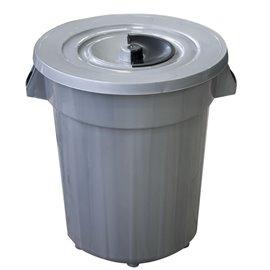 Кош за отпадъци 120л. 57x57x65.5см.