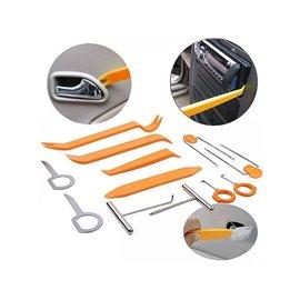 Инструменти за демонтаж на итериора 12 части