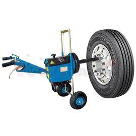 """Електрически гайковерт 1 """" за камиони и автобуси. Мощност на мотора 0,75 kW. Захранващо напрежение: 400 V. Номинални обороти на"""