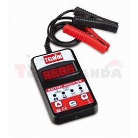 Тестер за акумулатори 12Vдигитален