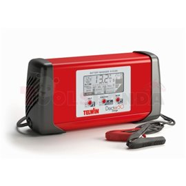 Зарядно за акумулатор DOCTOR CHARGE 50 230V 6/12V/24V 45А