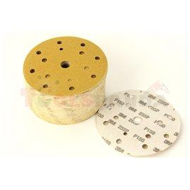 Шкурка с велкро гръб диск P150 - 100бр.