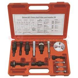 Комплект за поддръжка на компресор AC. Използва се при смяна на електромагнитния съединител на компресорите.