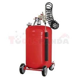 Пневматично устройство за дистрибуция на разтвор резервоар 65 литра.
