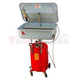 Вана за почистване на части преносима резервоар 65 л. капацитет на ваната: 75л. | PROFITOOL