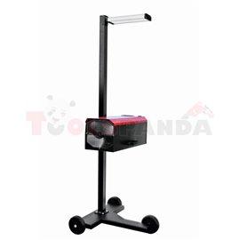Апарат за регулиране на фарове, с лазерна изравнителна система, дигитален луксметър.