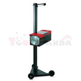 Апарат за регулиране на фарове огледално позициониране дигитален луксметър