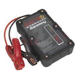 Зарядно за акумулатор бустер безбатерийно 800А 12V