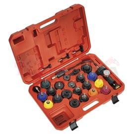 Инструменти за ремонт на автоклиматици с адаптори 25 броя к-т